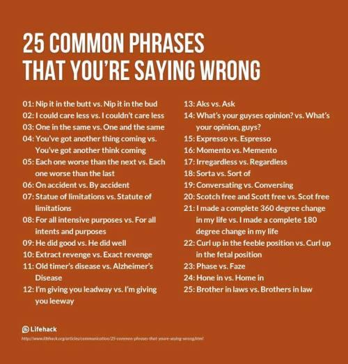 Some Common American Errors -- 082413